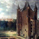 Замковая крышка была осуществлена по французской технологии