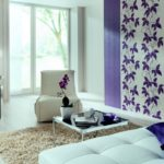 Идеи комбинирования обоев в зале – современные варианты оформления стен