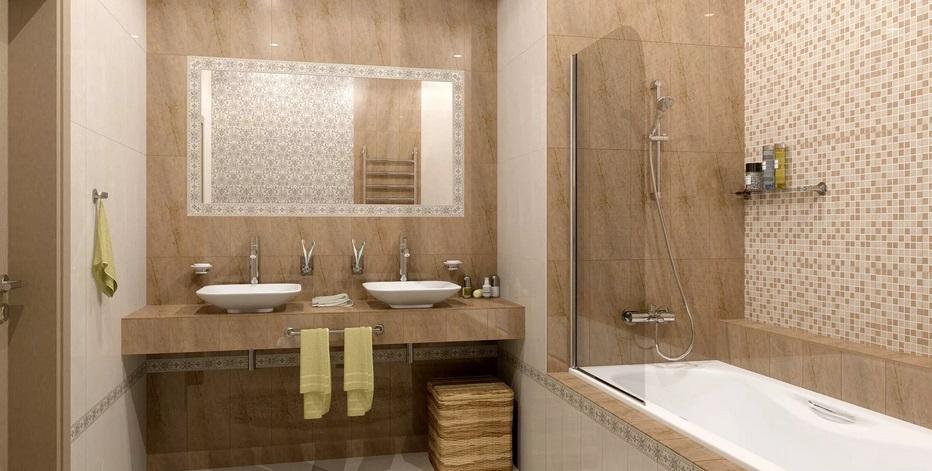 ванная из экоматериалов