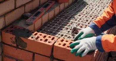 Виды, особенности и правила армирования кладки из кирпича