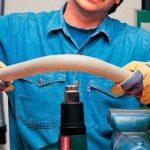 Как согнуть профильную трубу в домашних условиях без трубогиба своими руками