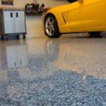 Толщина бетонного пола в гараже – расчет и тонкости заливки пола
