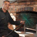 Как прочистить дымоход не залезая на крышу +эффективный дедовский способ