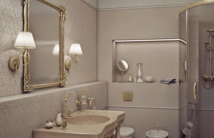 чем отделать ванную комнату