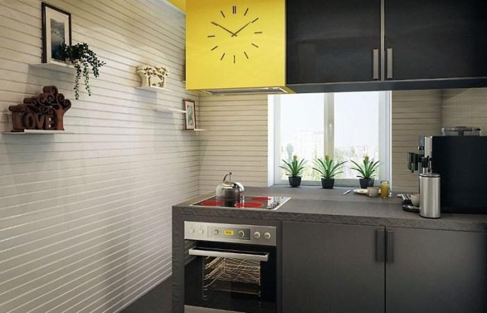 ремонт на кухне фото варианты отделки
