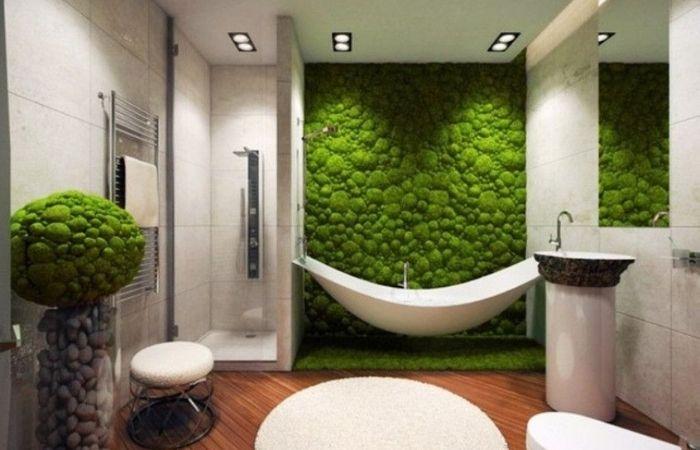 дизайн ванной комнаты с туалетом и стиральной
