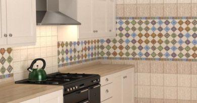 пластиковые панели для стен на кухню