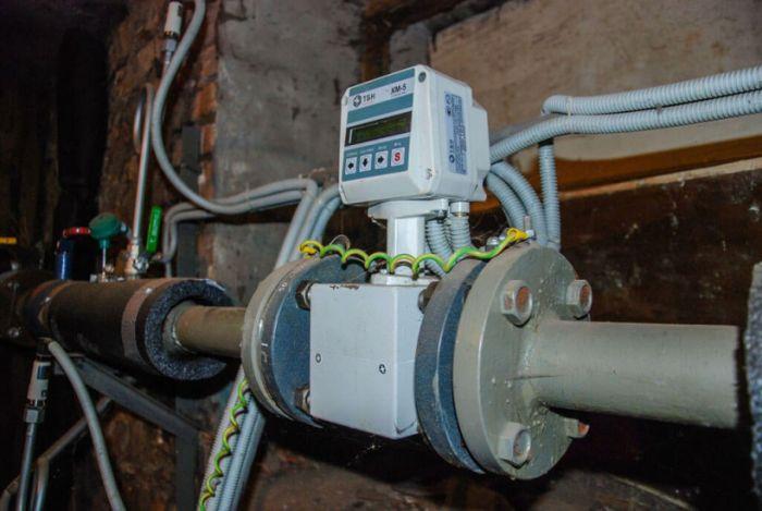 счетчик тепла для дома с центральным отоплением