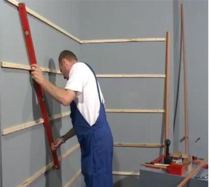 стеновые панели монтаж
