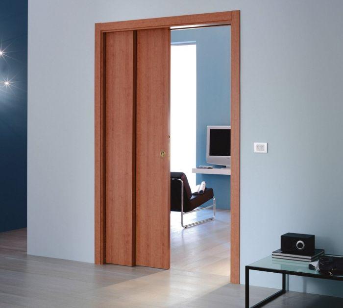 толщина дверной коробки межкомнатной двери